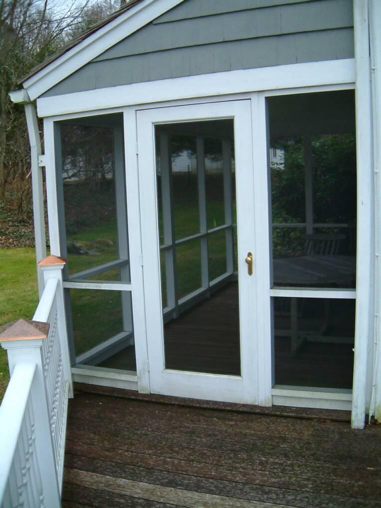 Security Screen Doors Full View Screen Door
